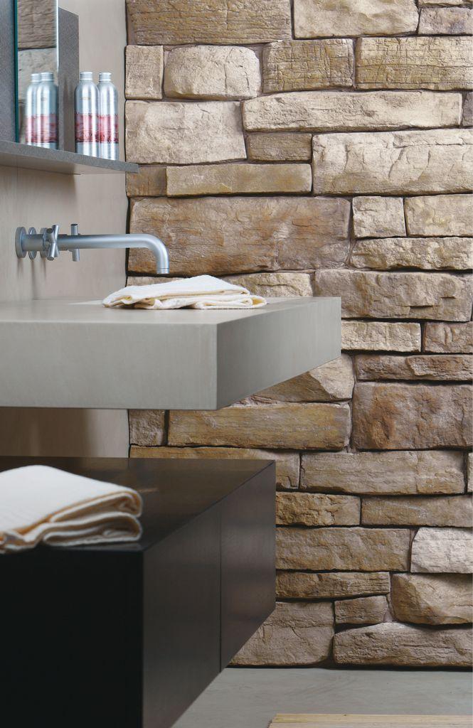 Pietre naturali e ricostruite pavimenti e rivestimenti - Rivestimenti bagno in pietra ...